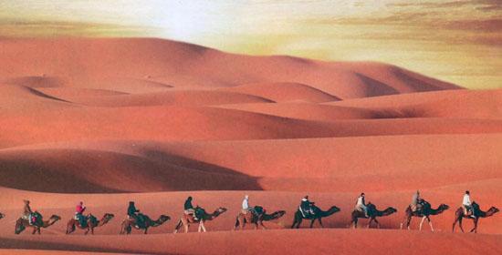 モロッコー1