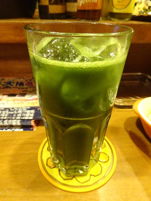 06青汁チューハイ