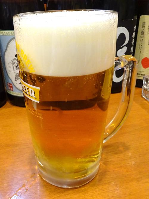 54生ビール