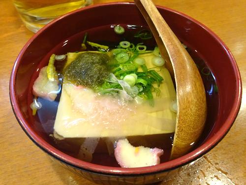 55湯豆腐