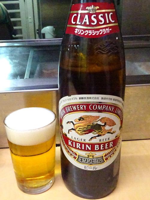 22大びんビール390