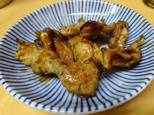24鶏ハラミ焼き200