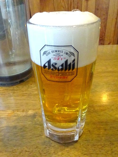 08生ビール500