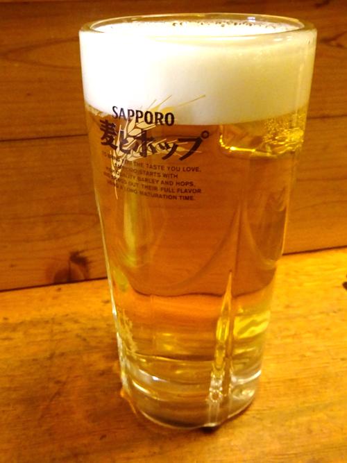 28生ビール400