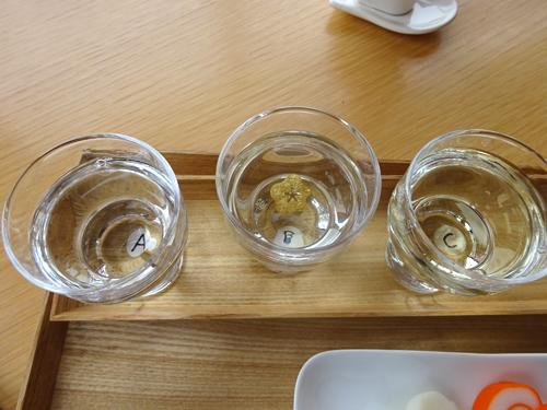 38きき酒セット1000