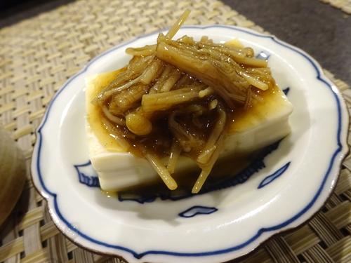 05なめたけ豆腐