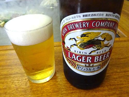 22瓶ビール580