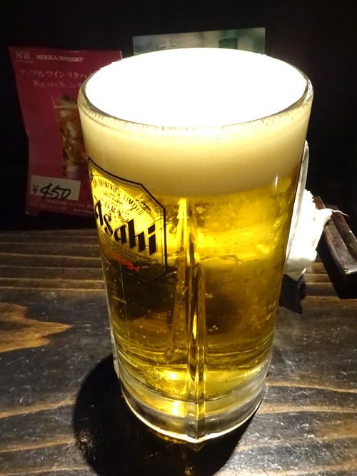 76生ビール