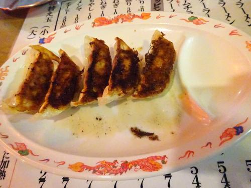 88手作り焼き餃子