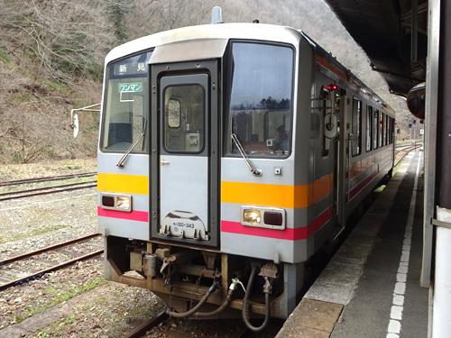 58ワンマン1両