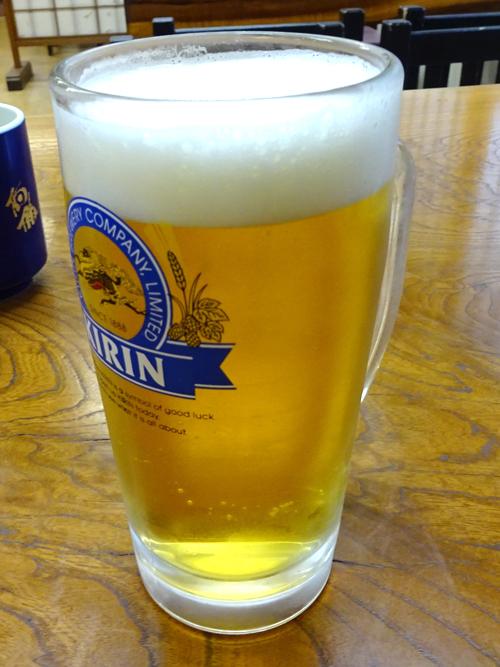 65生ビール中