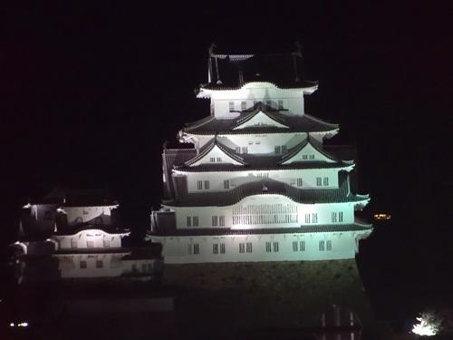 81姫路城