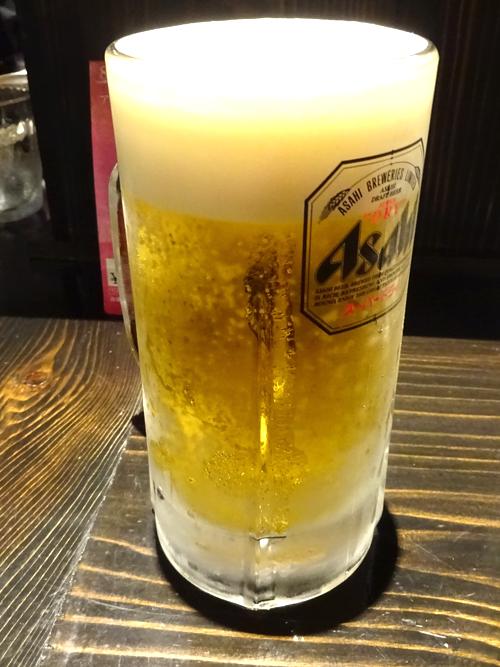 83生ビール
