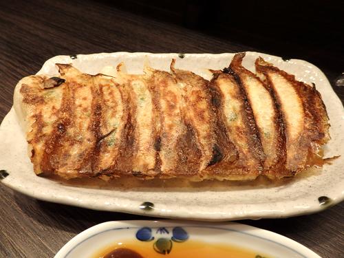 07純ちゃんの手作り餃子