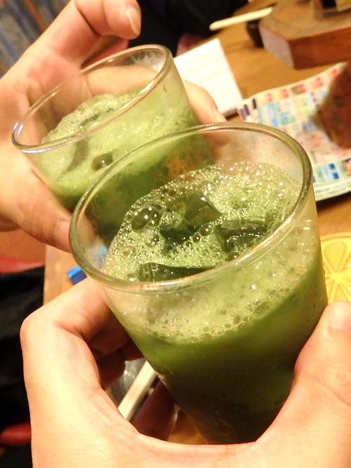 16青汁チューハイ