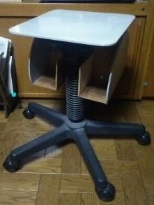 椅子の再利用