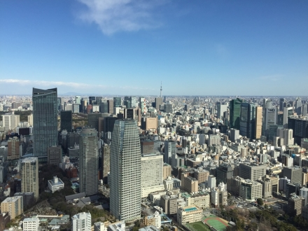 東京タワースカイツリー