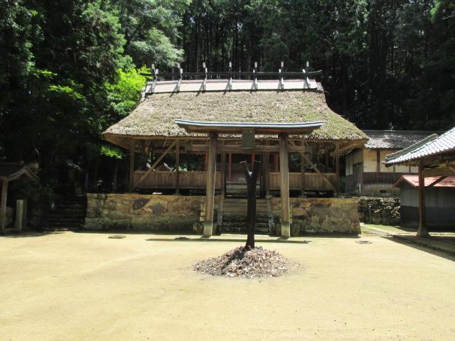 鴨川 住吉神社