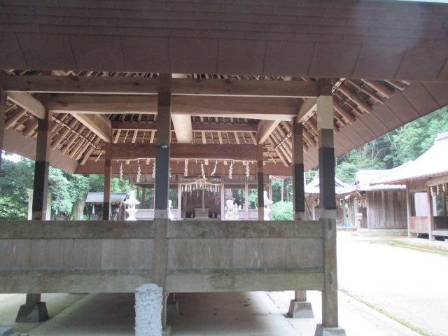 上三草 住吉神社