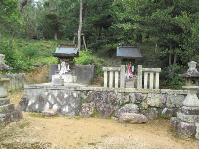 播磨中央公園内 神社