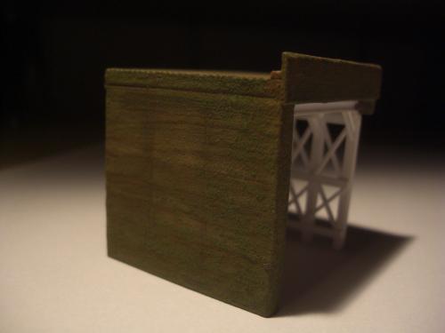 鉄道模型 ロックシェッド 4