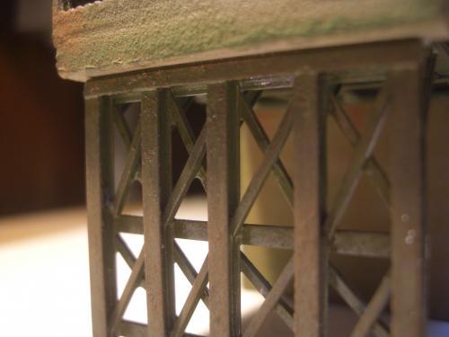 鉄道模型 ロックシェッド13