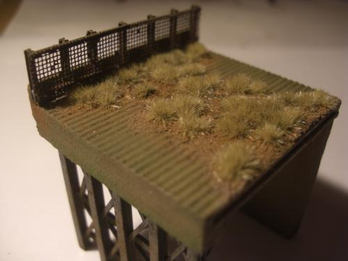 鉄道模型 ロックシェッド15