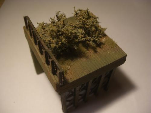 鉄道模型 ロックシェッド17