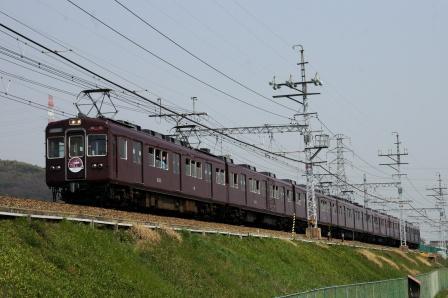 阪急2300系さよなら運転 03
