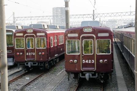 阪急2300系さよなら運転