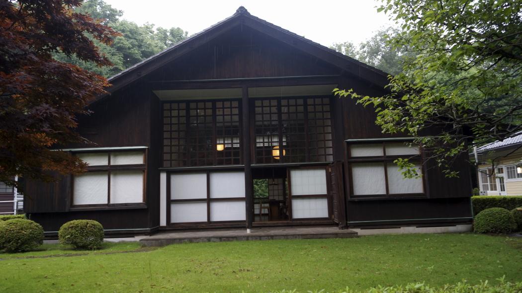AAAAA前川邸ー1-江戸東京たてもの園