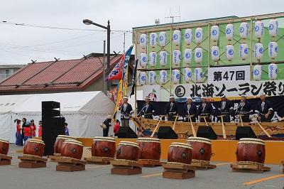 ソーラン祭り お祭り広場 2015年7月4日 154