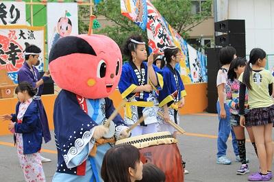 ソーラン祭り お祭り広場 2015年7月4日 220
