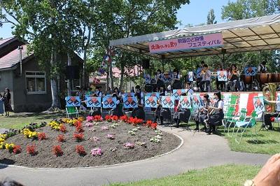 ソーラン祭り ふれあい広場 ニッカ 2015年7月5日 577