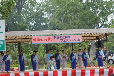 ソーラン祭り ふれあい広場 ニッカ 2015年7月5日 698