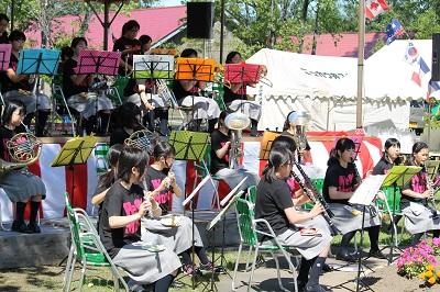 ソーラン祭り ふれあい広場 ニッカ 2015年7月5日 569