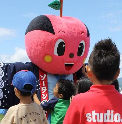 仁木 さくらんぼフェスティバル 2015年7月5日 624