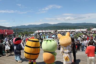 仁木 さくらんぼフェスティバル 2015年7月5日 651