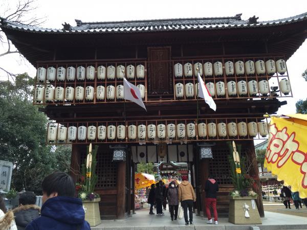 椿神社初詣6