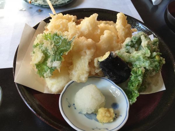 イカの天ぷら8
