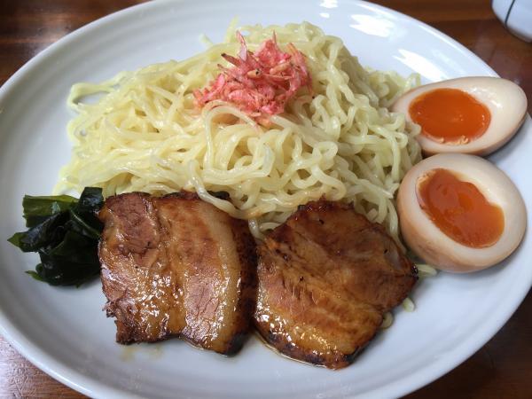 海老味噌つけ麺5