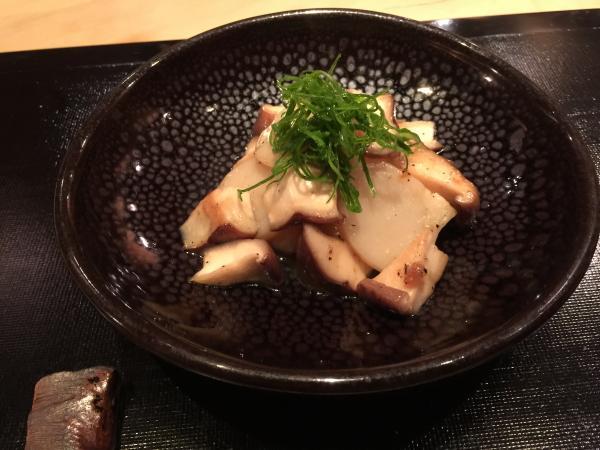 たいらぎ貝貝柱バター炒め6