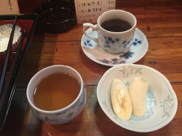 コーヒーとデザート10