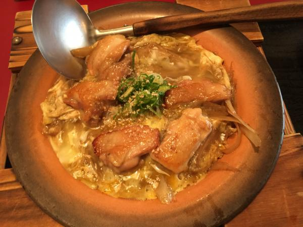 阿波尾鶏の柳川8
