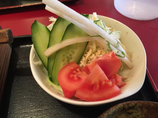 野菜サラダ6