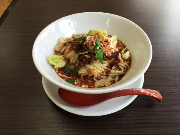 汁なし担々麺5