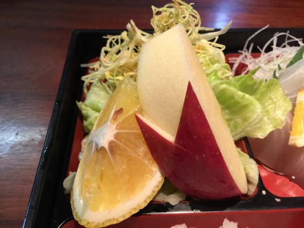 果物野菜サラダ10