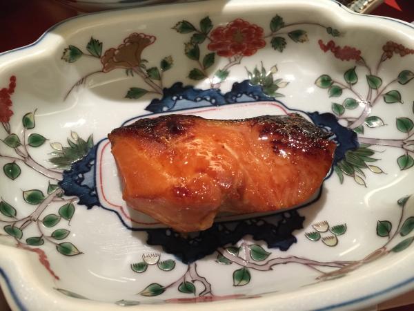 サーモン山椒焼き6