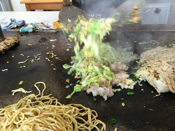 野菜焼き5