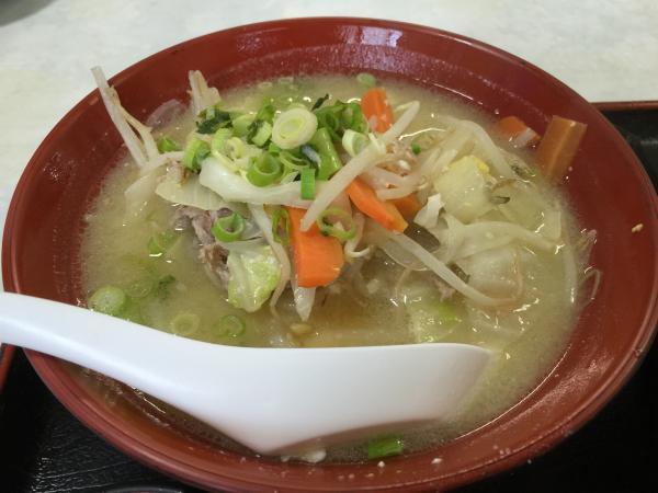 野菜いり豚汁6